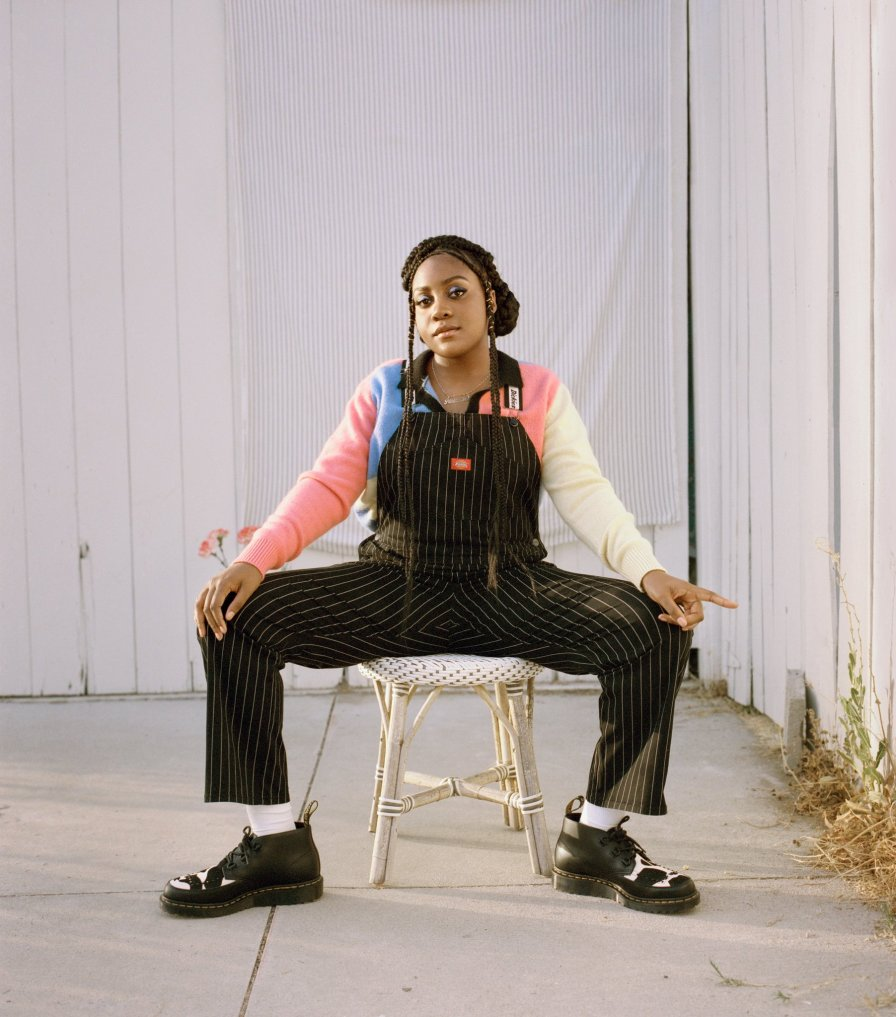 Noname announces debut album Room 25 out September 14 (A.K.A. THIS Friday!)