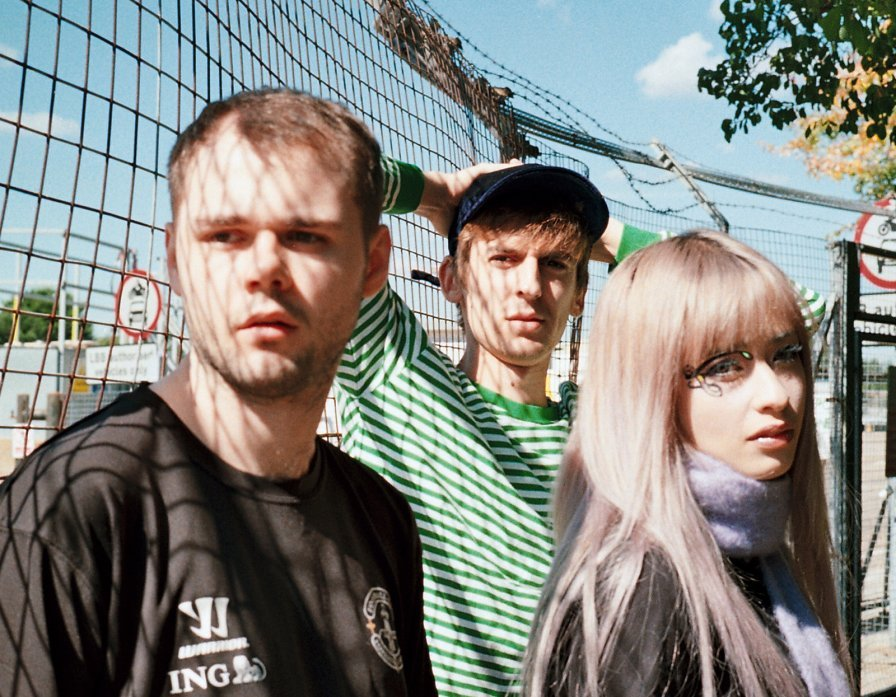 "Kero Kero Bonito scare you by shouting ""SURPRISE,"" delight you seconds later because it's to release their new album Time 'n' Place"