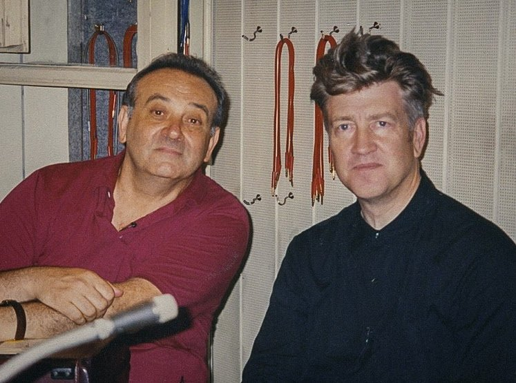 "David Lynch and Angelo Badalamenti to release lost album of ""Modern Music"" as Thought Gang"