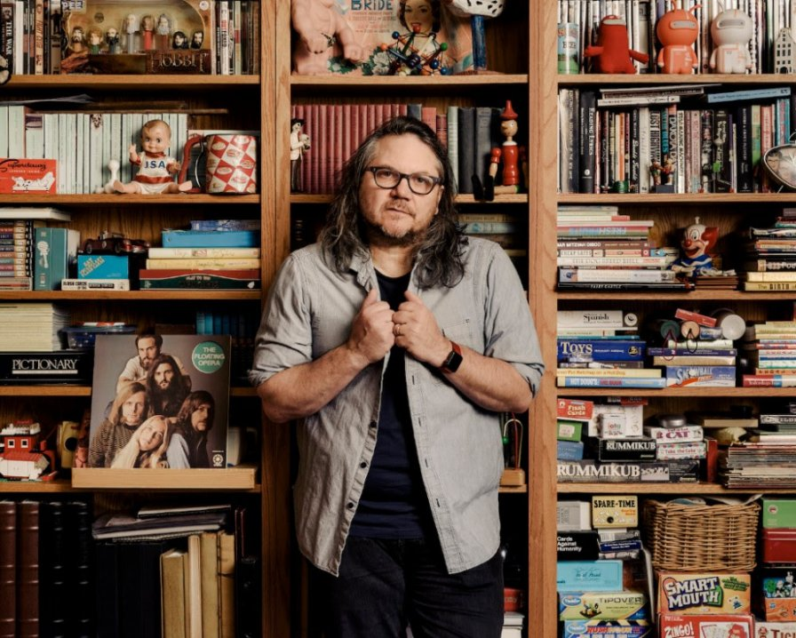 Wilco's Jeff Tweedy announces new solo album WARM, shares COOL new video