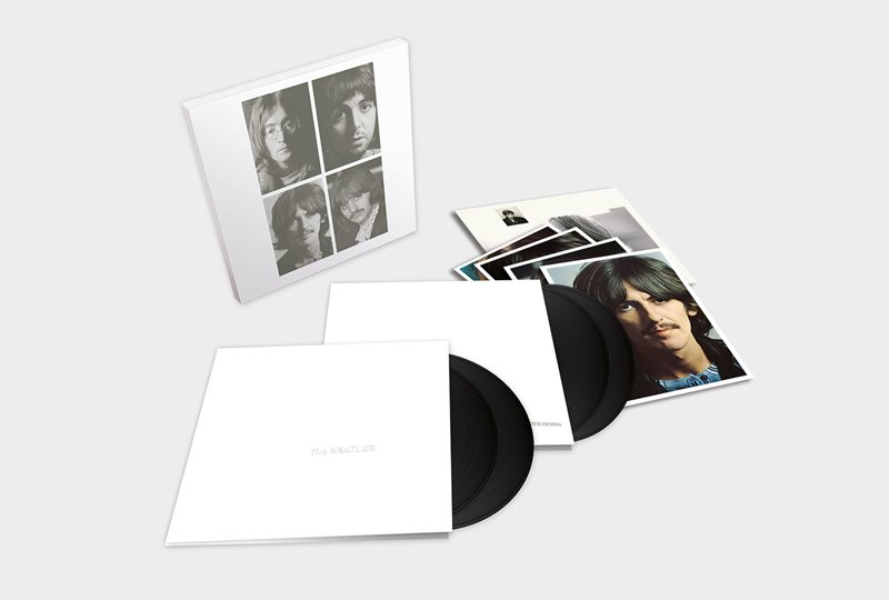 The Beatles to release deluxe 50th anniversary reissue of The White Album, as if it wasn't deluxe enough already