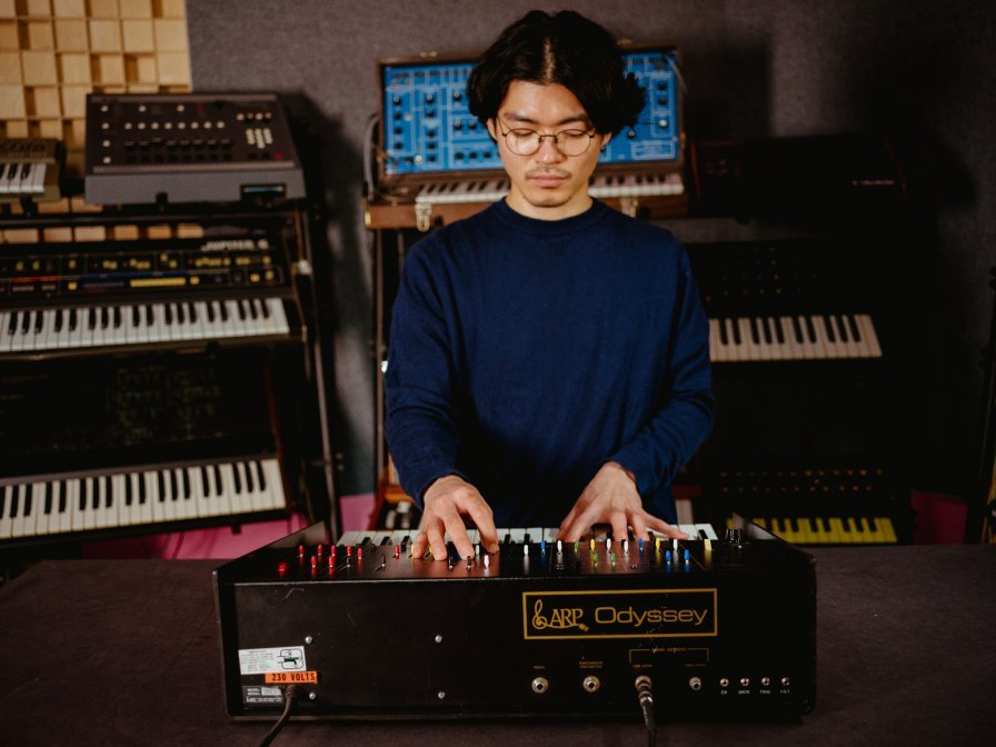 Tatsuya Takahashi releases synth game with Red Bull Music Academy