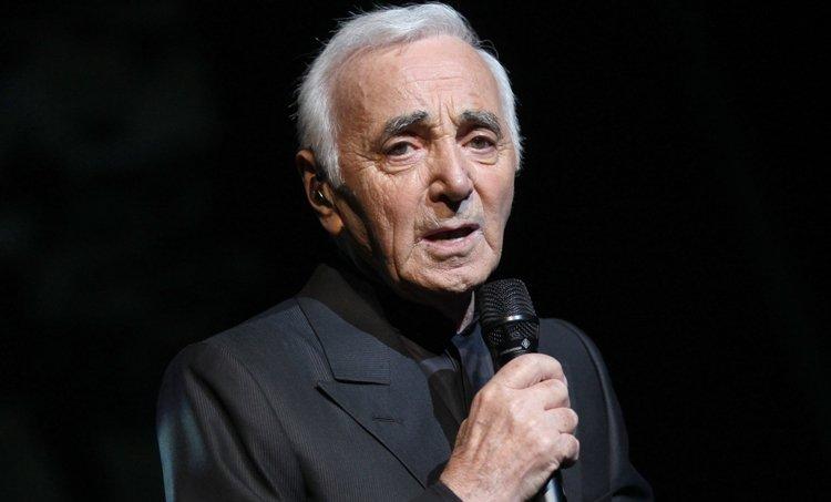 RIP: Charles Aznavour, French singer