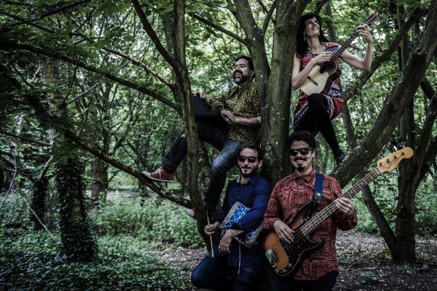 Venezualan experimental folk ensemble Insólito UniVerso announce debut LP La Candela Del Rio