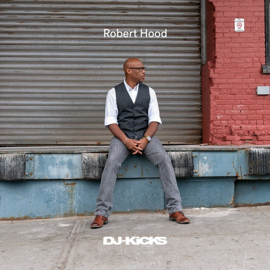 Techno legend Robert Hood's DJ-Kicks mix coming next month from !K7