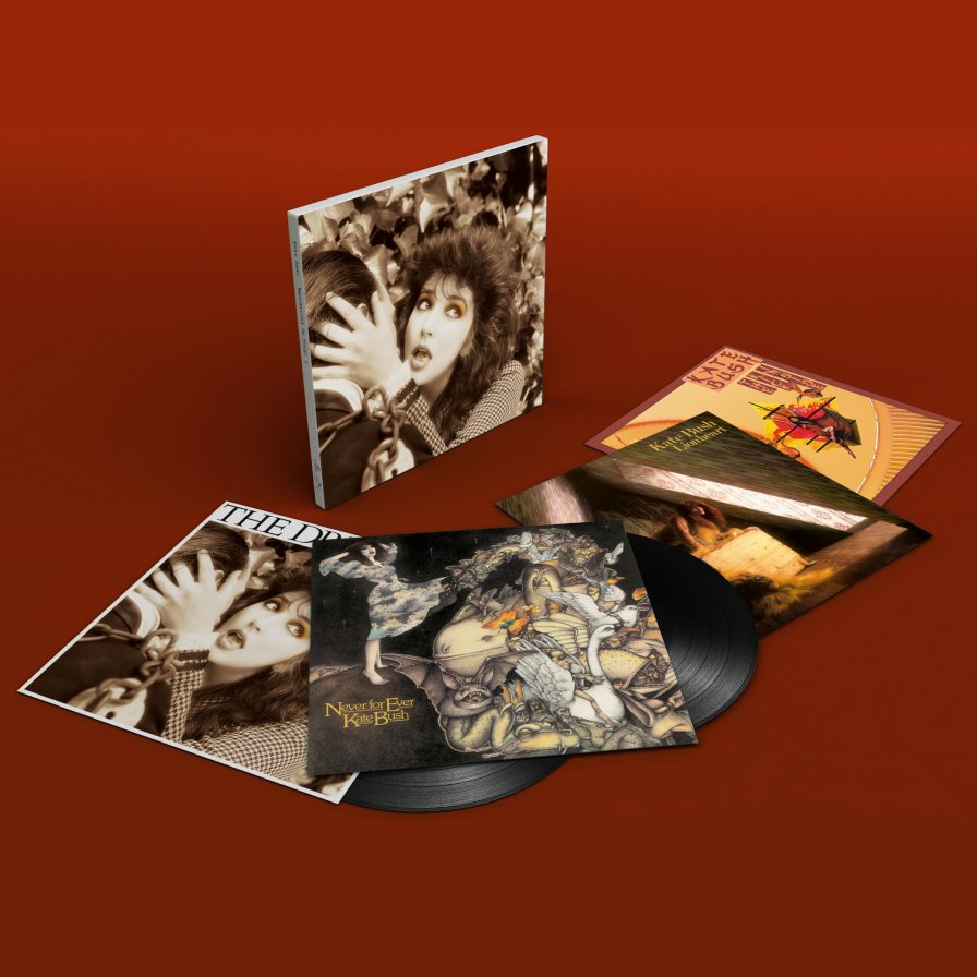 The second harvest is here: Kate Bush is remastering all her albums and lots of rarities