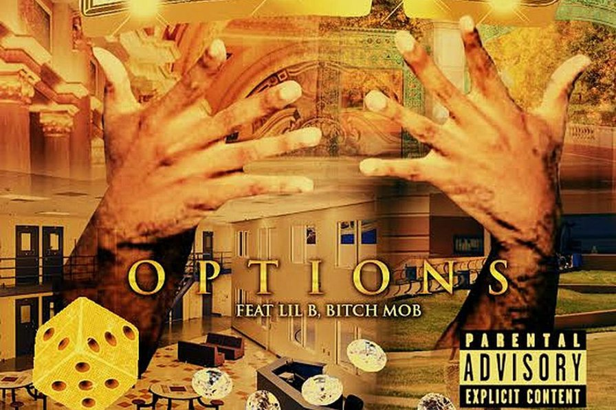 "Lil B releases new 34-track mixtape ""Options"" 