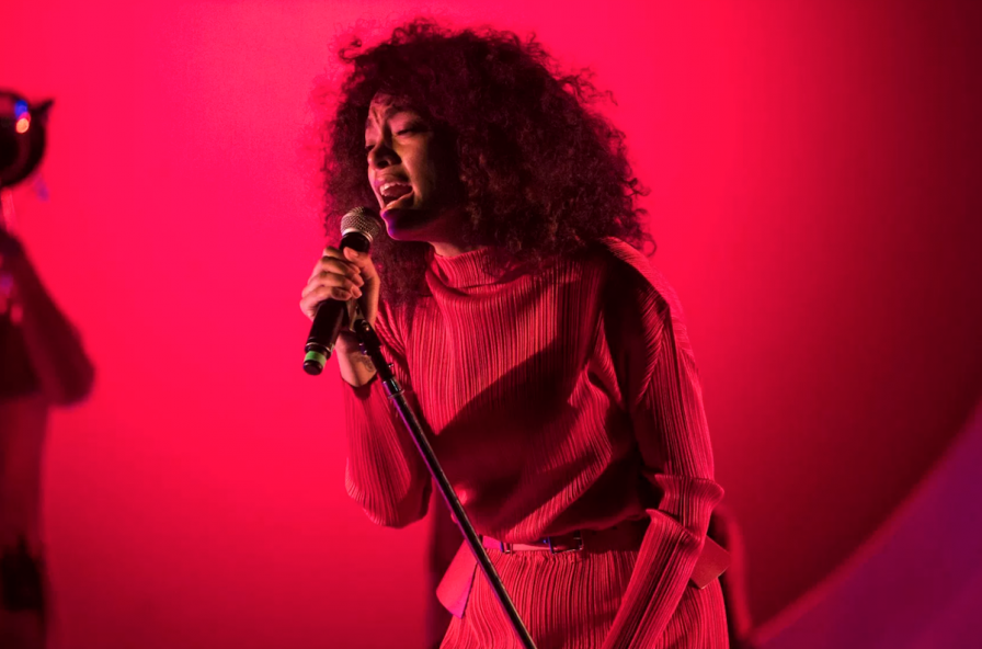 "Solange reveals her new album will be out ""this fall,"" sooooo very soon?"