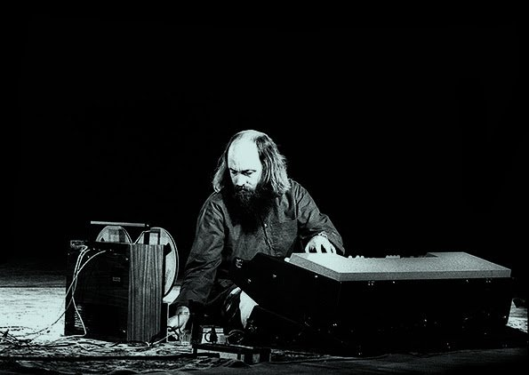 Terry Riley's Music for the Gift gets first vinyl reissue ever
