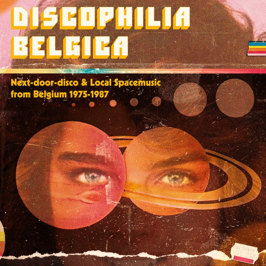 "SDBAN Records to release Discophilia Belgica, a collection of ""next-door-disco and local spacemusic from Belgium 1975-1987"""