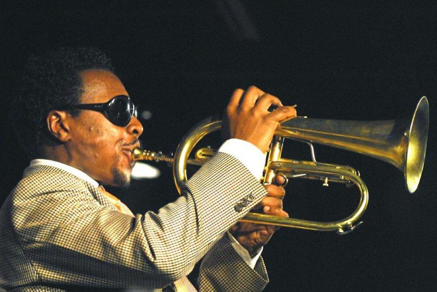 RIP: Roy Hargrove, jazz trumpeter
