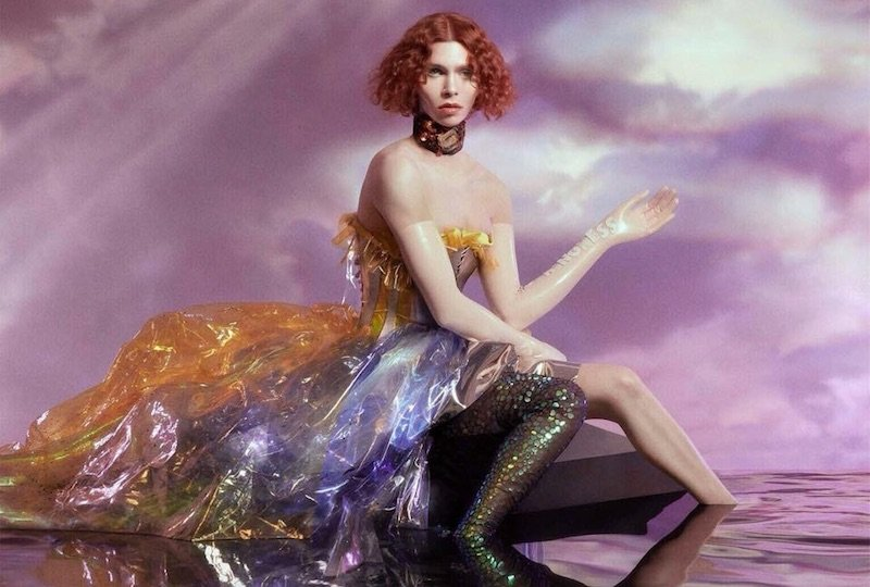 SOPHIE's OIL OF EVERY PEARL'S UN-INSIDES becomes VINYL FOR EVERY PERSON'S FUN BELT-DRIVES