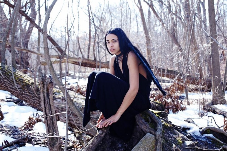 Princess Nokia reissues debut album Metallic Butterfly, thereby saving [your favorite winter holiday]!