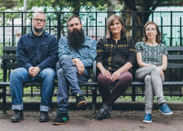Nate Wooley collaborates with Mary Halvorson, Susan Alcorn, and Ryan Sawyer on new album Columbia Icefield