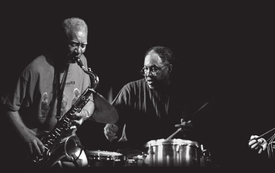 RIP: Alvin Fielder, jazz drummer and founding AACM member