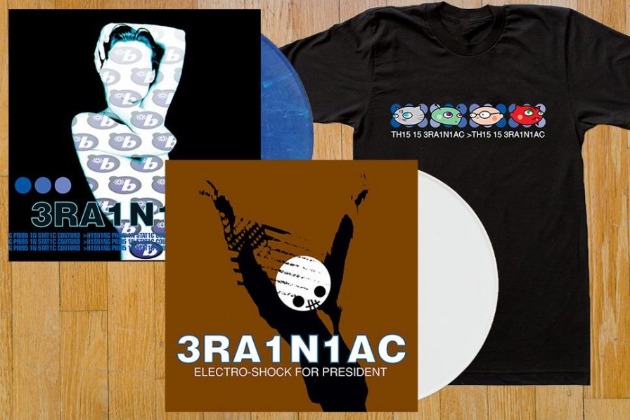 Brainiac reissues coming this March on limited-edition colored vinyl
