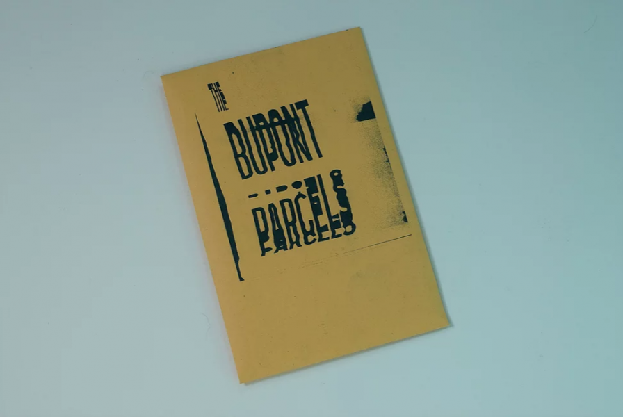 Patient Sounds' Matthew J. Sage releasing UFO-themed mailorder serial THE DUPONT PARCELS