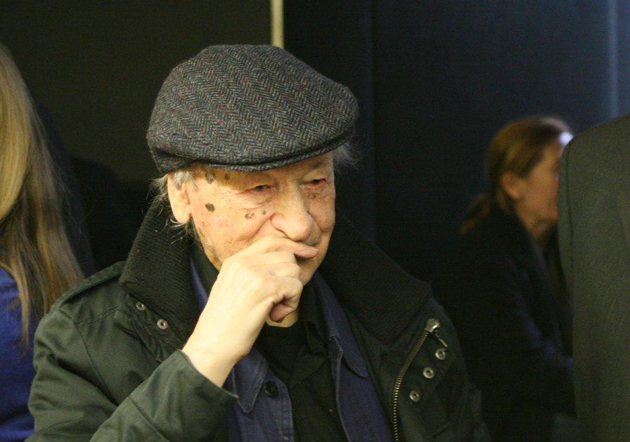 RIP: Jonas Mekas
