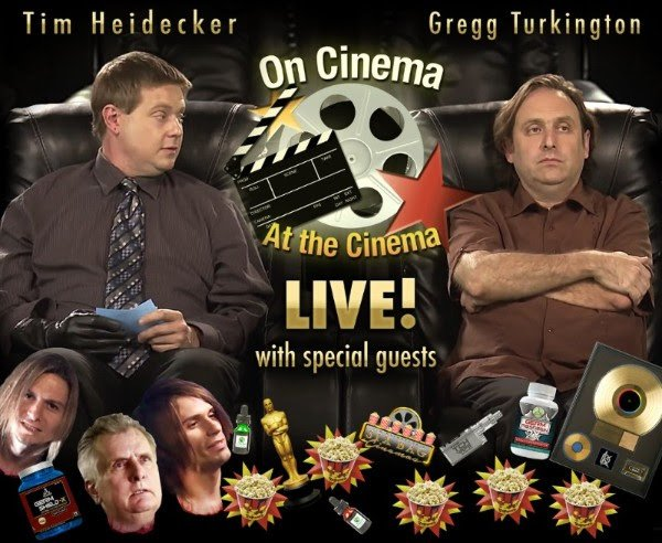 "Tim Heidecker set to bring his expert film analysis to your city on his 2019 ""On Cinema At The Cinema"" tour"