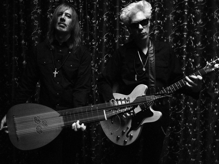 Jim Jarmusch and Jozef Van Wissem to release new collaborative LP on Sacred Bones