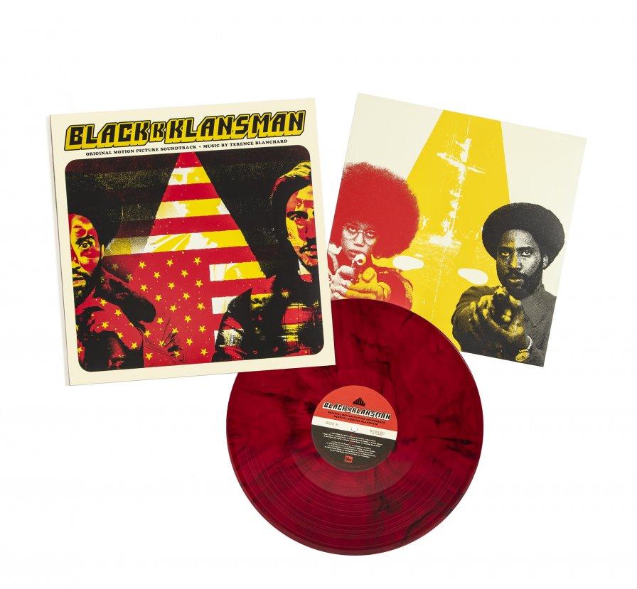Waxwork Records can't stop releasing soundtracks, prep BlacKkKlansman deluxe vinyl