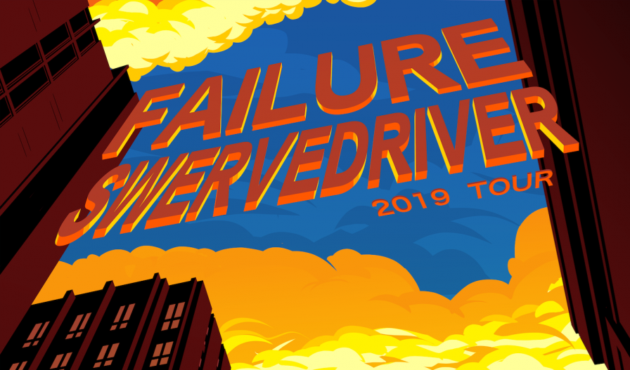 Swervedriver announce (hopefully successful) co-headlining tour with Failure