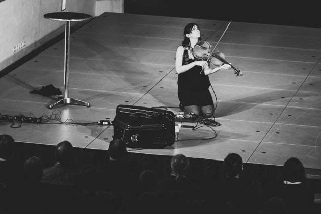 Composer and experimental violist Jessica Pavone announces new solo album, (likely) physical tour dates