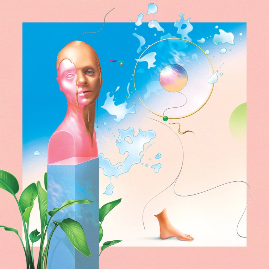 Japanese artist Koeosaeme demands hi-fi breakfast drinks, releases new album OBANIKESHI on Orange Milk Records