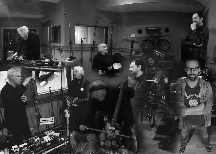 Lee Ranaldo, Jim Jarmusch, Marc Urselli, & Balázs Pándi announce new album