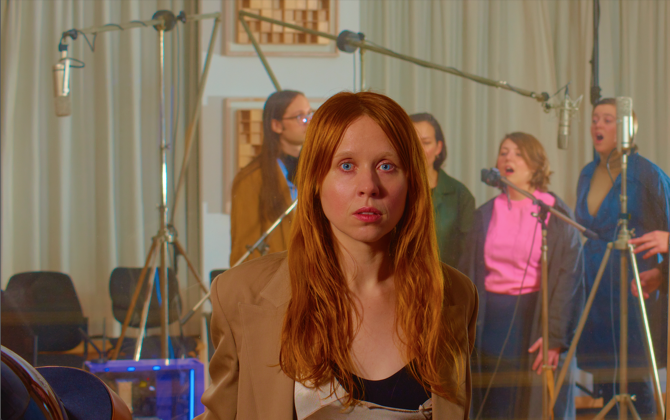 "Holly Herndon announces new album and second single ""Eternal"""