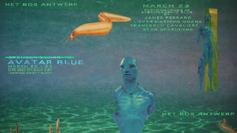 Soundvisionist Spencer Clark drops new album Avatar Blue, celebrates with release party ft. James Ferraro, Lieven Martens Moana, Francesco Cavliere, and more