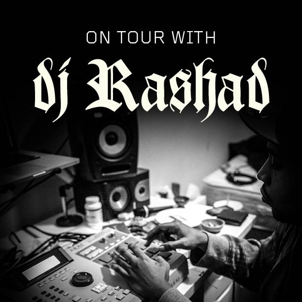 Teklife commemorates the legacy of DJ Rashad in new book by Ashes57