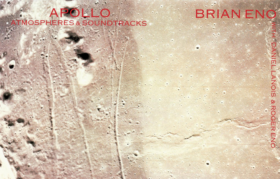 Brian Eno's Apollo: Atmospheres & Soundtracks to get extended edition reissue next month