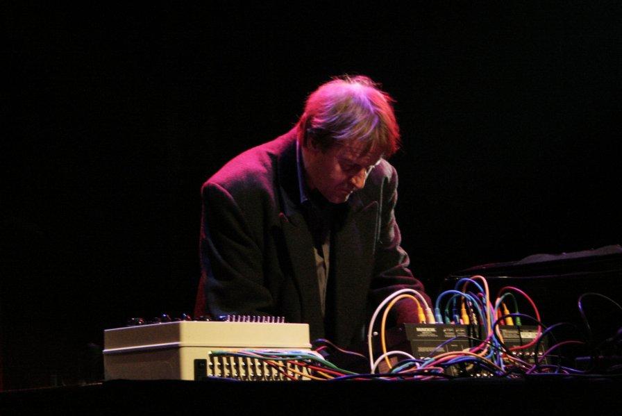 Jim O'Rourke & CM von Hausswolff release new album on Ideal Recordings