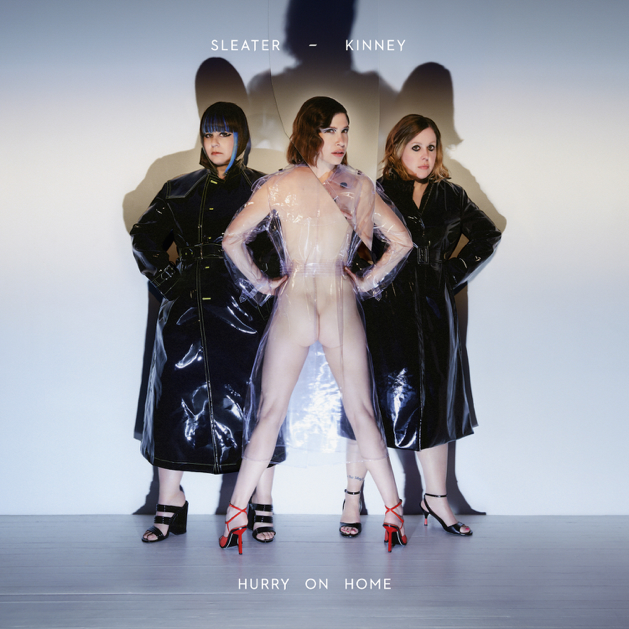 """Sleater-Kinney unveil St. Vincent-produced single """"Hurry On Home"""" from forthcoming album"""