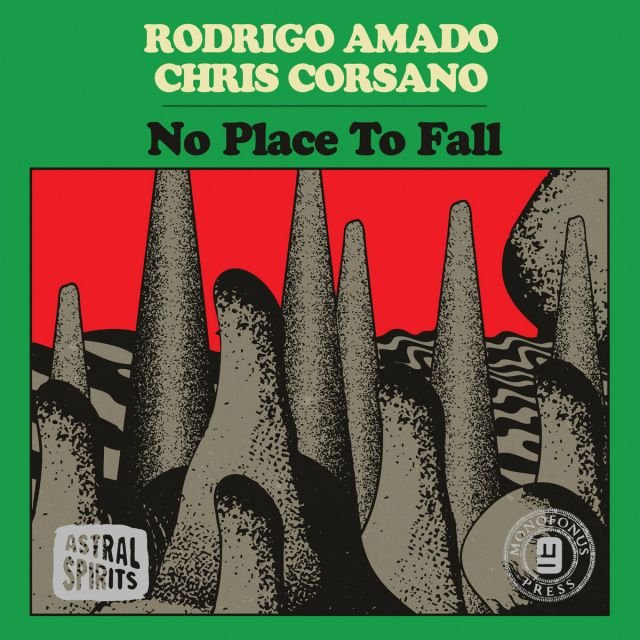"Rodrigo Amado and Chris Corsano premiere ""Announcement"" from forthcoming debut on Astral Spirits"