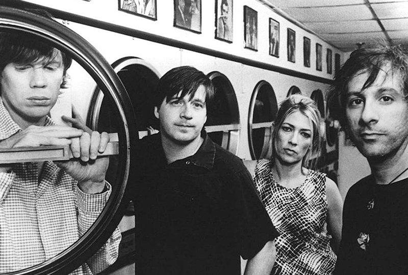 Sonic Youth announce new release of old live album