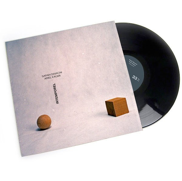 Sarah Davachi & Ariel Kalma descend into the blissful ambient abyss, return with collaborative album, Intemporel