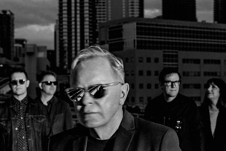 "New Order announce 3xLP live album recorded in 2017, share live version of ""Sub-Culture"""