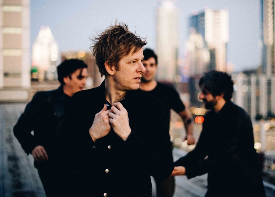 Spoon ready best-of compilation, include new song because that's the sort of thing cool veteran rock bands do