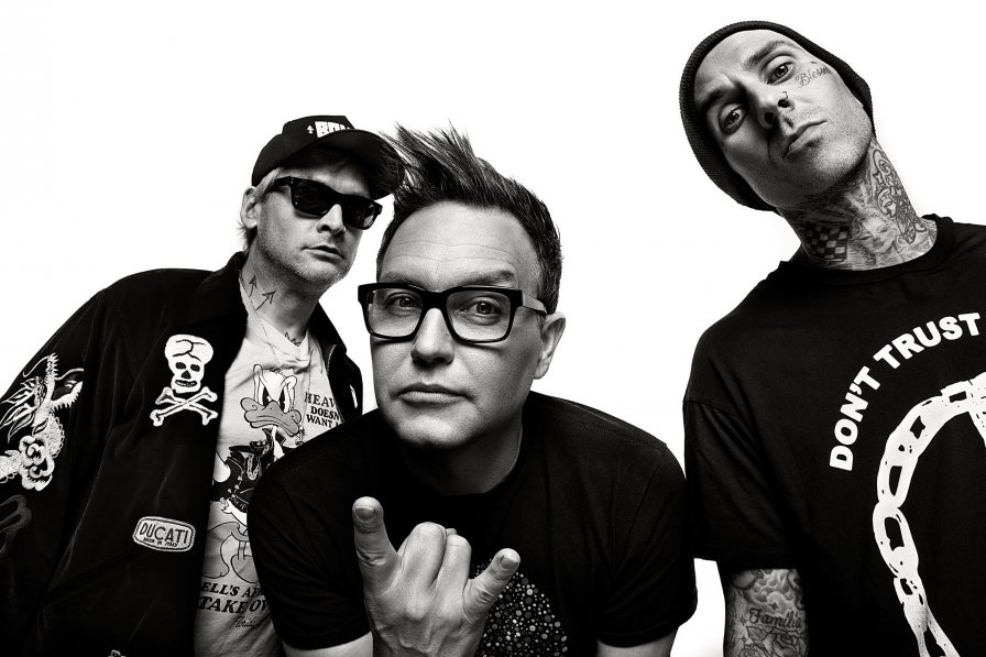 Blink-182 to release new album Nine in month number nine, are probably Illuminati