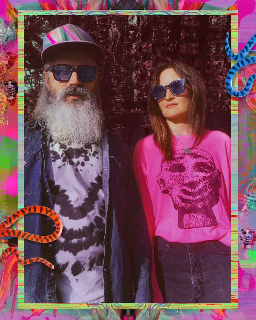 Moon Duo to release the celestial Stars Are the Light on Sacred Bones, followed by earthbound dates