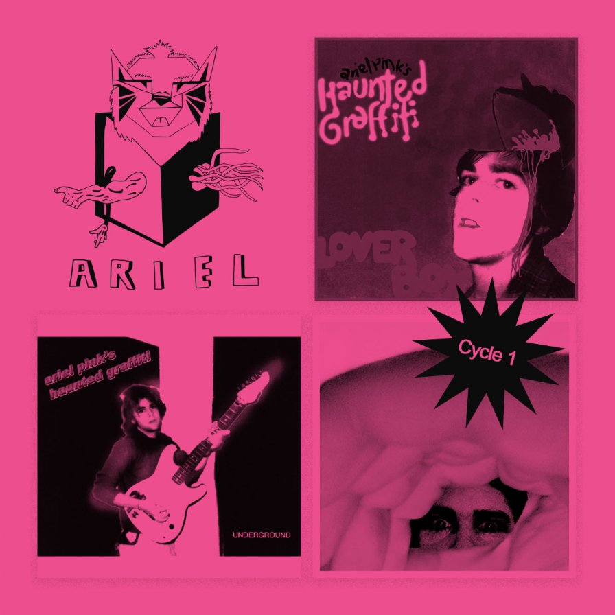 Ariel Pink announces archival series of pre-2003 album reissues and unreleased material, shares two new singles