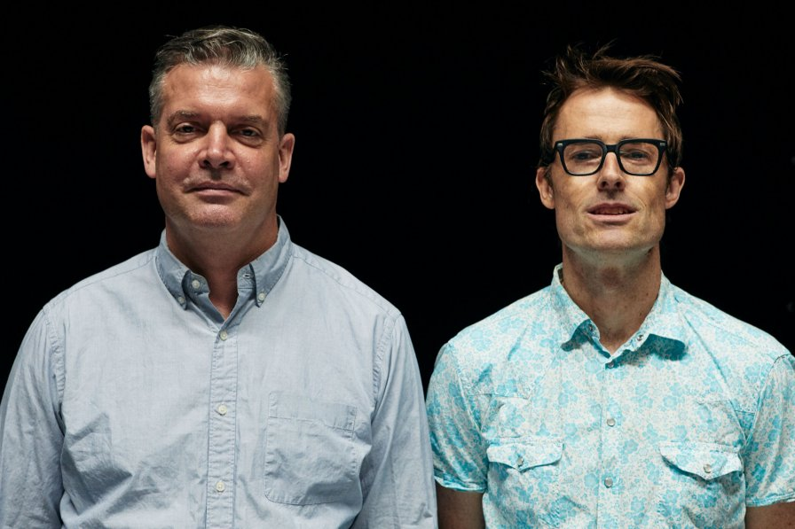 Battles reassemble as duo, announce new album Juice B Crypts featuring Shabazz Palaces, tUnE-yArDs, Jon Anderson, share track with Liquid Liquid's Sal Principato