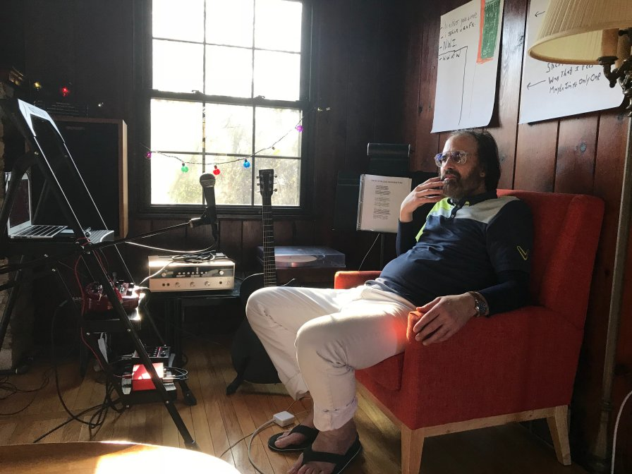 RIP: David Berman (Silver Jews, Purple Mountains)