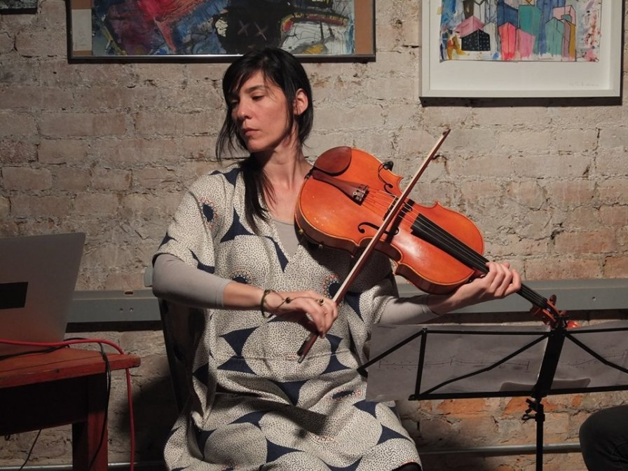 Jessica Pavone gets back to business with a new album composed for string quartet, Brick and Mortar, out in October on Birdwatcher