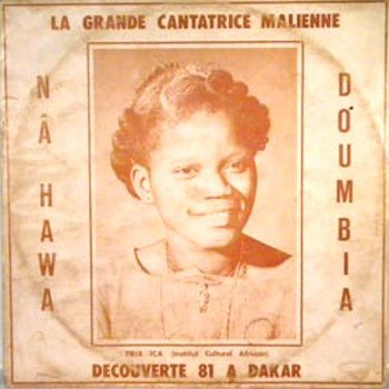 Awesome Tapes From Africa to reissue debut LP from Malian singer Nahawa Doumbia, La Grande Cantatrice Malienne Vol 1