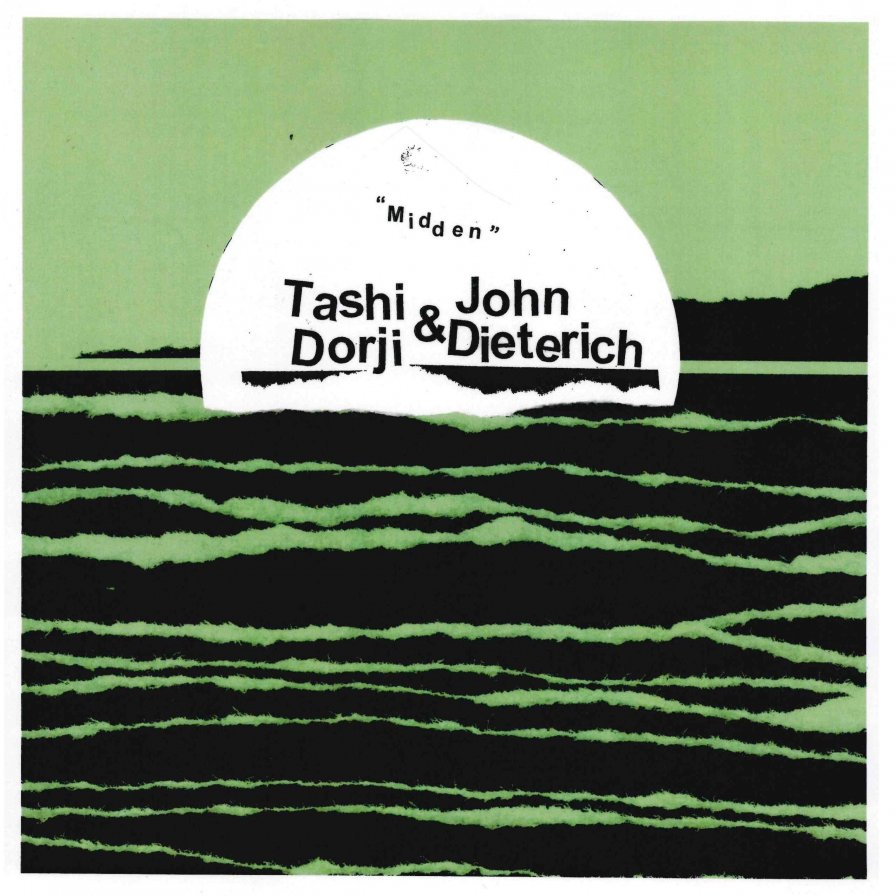 John Dieterich and Tashi Dorji share excerpt from upcoming collab LP