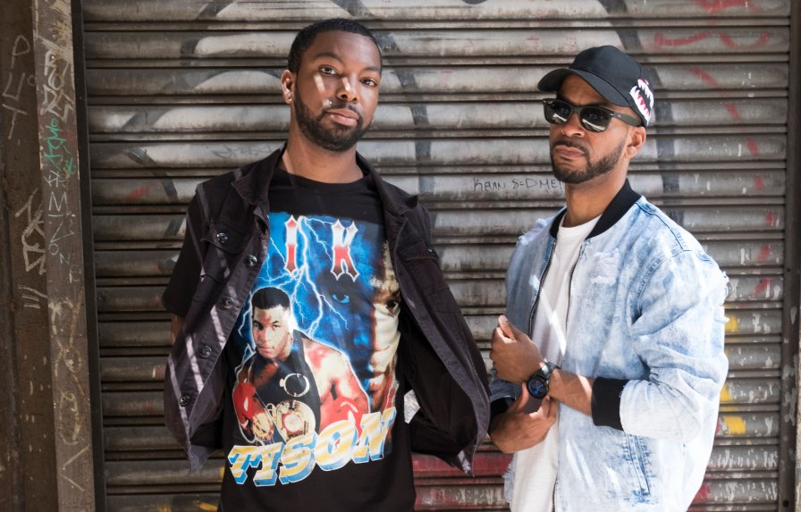 Hip Hop duo TRØN & DVD celebrate the things that matter with new album, new single feat. Oran Juice Jones II & Redman, and their own craft beer