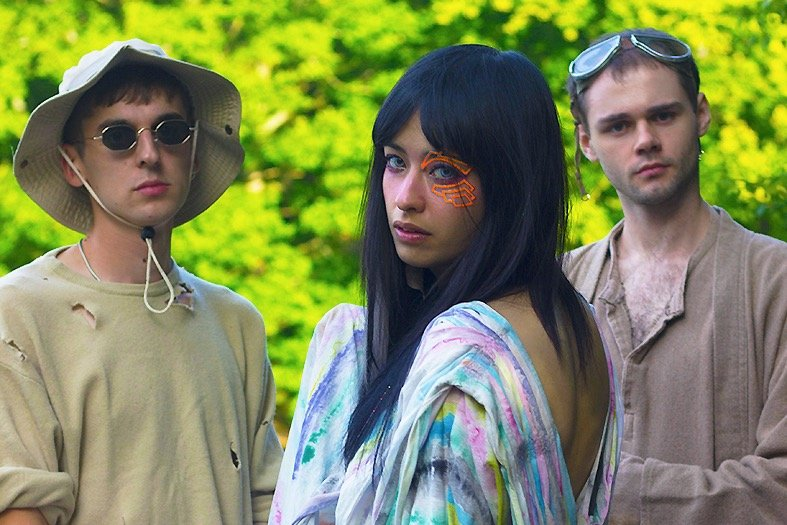 Kero Kero Bonito burst out of a comically large cake with surprise new EP Civilisation 1